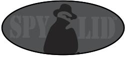 SpyLid Logo Gray 2